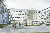 В Харькове началось строительство областного онкоцентра