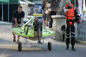 В Тернополе прошел чемпионат Европы по водно-моторному спорту