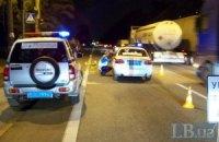 У Києві на пішохідному переході джип збив на смерть дівчину