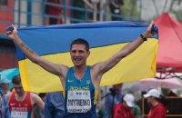 Украинский легкоатлет Руслан Дмитренко попал в ДТП под Киевом