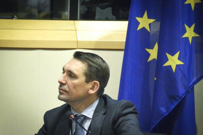 Представник України при Європейському Союзі Микола Точицький