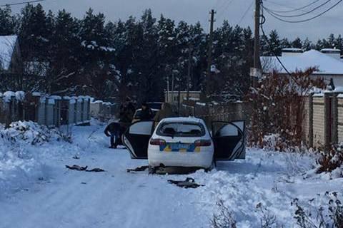МВС призначило службове розслідування за фактом загибелі поліцейських під Києвом