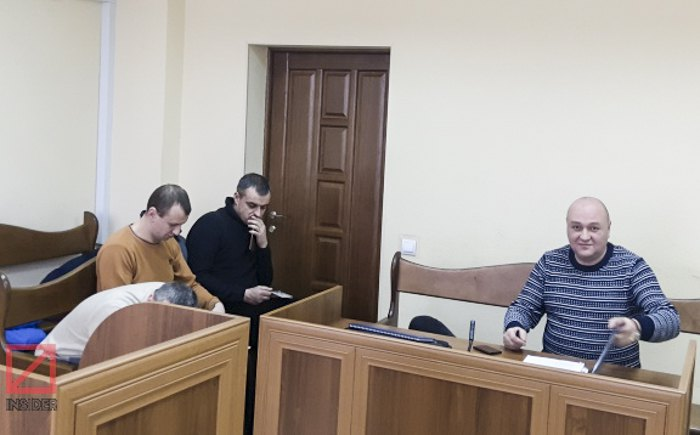 Юрій Грицай, Ігор Кічерман і Володимир Павленко