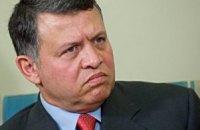 Король Йорданії боїться розколу Сирії