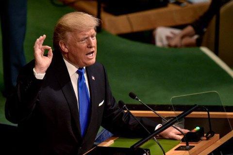 Трамп: військовий удар США по КНДР буде руйнівним, але ця опція не найкраща