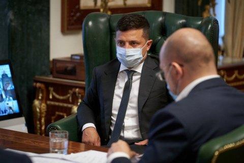 Офіс президента відреагував на попередження про позбавлення України безвізу
