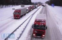 Укравтодор и ГосЧС уверяют, что проблем на дорогах уже почти нет