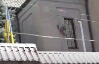 Українське посольство в Єревані закидали борщем