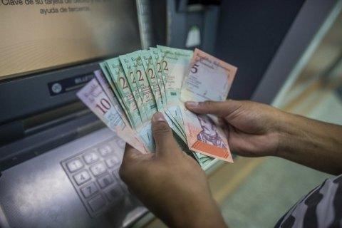 Венесуэла вводит банкноту номиналом 1 млн боливаров