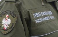 В Польше задержали 17 украинских гастарбайтеров
