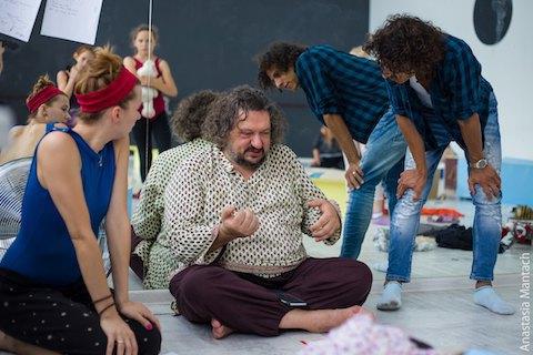 На Гогольфесті відбудеться прем'єра за участю відомого танцюриста Оскара Шакона
