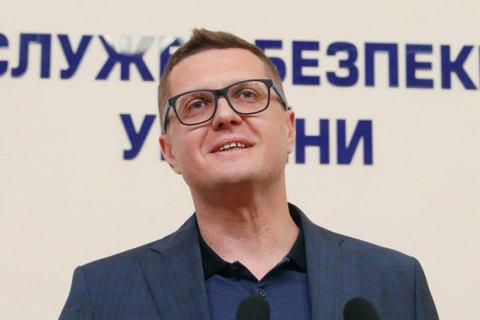 Баканов: Рішення РНБО про санкції проти Медведчука ґрунтується на матеріалах СБУ