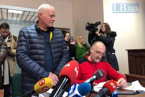 Суд арестовал экс-главу Генштаба на месяц