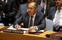 """Лавров обвинил НАТО в попытке воссоздать климат """"холодной войны"""""""