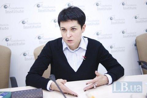 """Татьяна Слипачук: """"Вмешательство в выборы может быть и через неподконтрольную Украине территорию"""""""