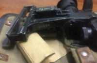 Росіянин намагався вивезти з України приціл до гранатомета