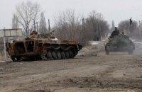 Боевики ЛНР заявили о завершении отвода техники