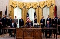 Сербія та Косово за посередництва США уклали угоду про економічне зближення