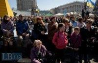 4 травня на Майдані готують провокації за участю бойовиків, - активісти