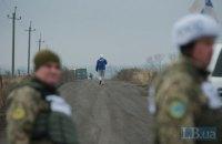 Штаб ООС повідомив про обстріл бойовиками ділянки розведення сил №3 Богданівка-Петрівське