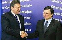 Баррозу лично подтвердил Януковичу, что приедет в Украину
