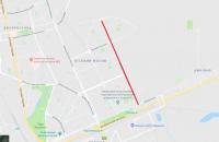 Вулицю Маршала Жукова в Києві перейменували на вулицю Кубанської України