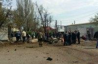В Херсонской области из-за взрыва автомобиля погиб человек, еще четверо ранены