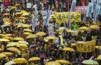 У Гонконгу проходять дебати щодо скандальної виборчої реформи