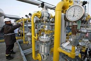 Украина сокращает импорт газа и его транзит