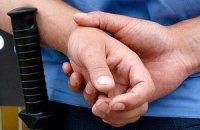 В Мариуполе четыре милиционера задержаны за разбой