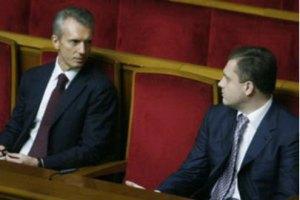Льовочкін і Хорошковський збирають під себе депутатів