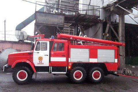 У Полтавській області стався вибух на нафтопереробному заводі