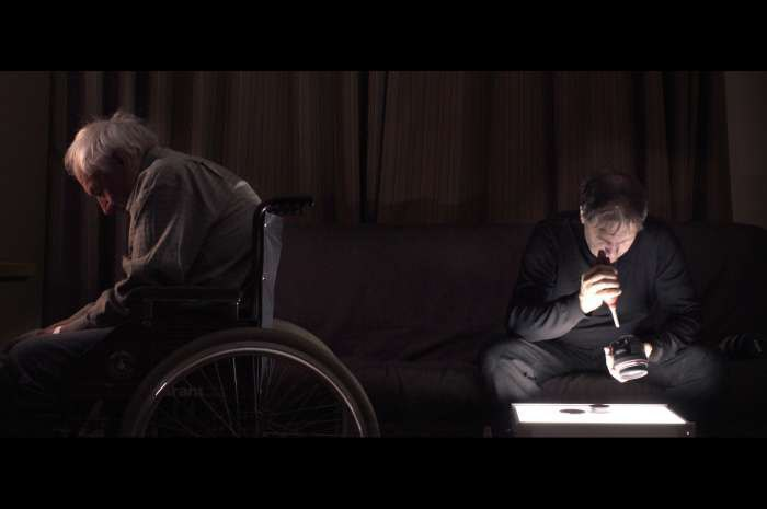 Кадр из фильма Уровень черного
