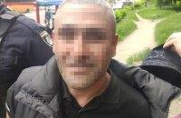 У Києві затримали чоловіка, який втік з-під варти суду в Ірпені