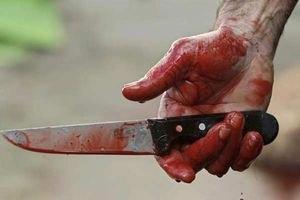 Невідомі порізали ножем помічника кандидата в нардепи (фото)