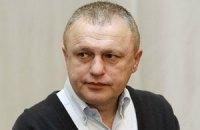 Суркіс: в Україну важко заманити хорошого тренера, але де з ким я вже зустрівся