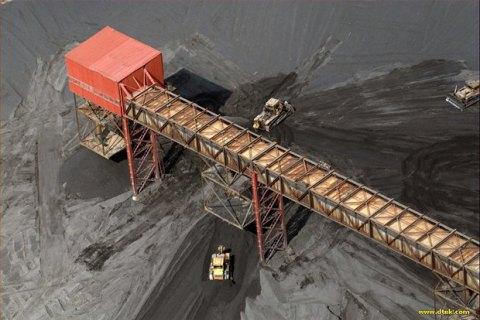 На українських ТЕС залишилися добові запаси вугілля