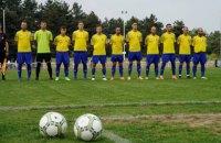 В Венгрии сегодня наградят команду из Закарпатья, которая победила в футбольном турнире непризнанных государств