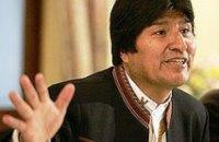 Ево Моралес отримав політичний притулок у Мексиці