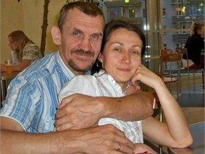 Юрий Паращук с женой