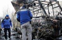 Бойовики не пустили місію ОБСЄ в Новоазовськ, - штаб АТО