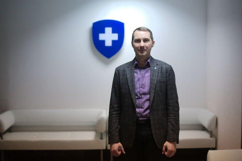 Олег Петренко, голова Національної служби здоров'я України