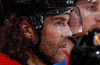 Ягр покинул НХЛ