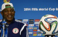 Кеши уволен с поста наставника сборной Нигерии