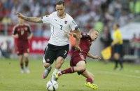 Россия опозорилась в домашнем матче в отборе на Евро-2016