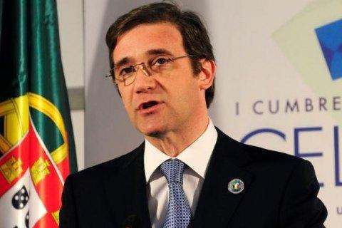 Прем'єра Португалії відправили у відставку через 11 днів після призначення