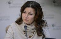 """Богословская назвала """"свободовцев"""" бандитами из подворотни"""