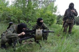 Террористы напали на колонну АТО под Славянском: 1 военный погиб, 13 ранены, - ИС