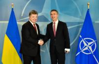 Порошенко встретится с генсеком НАТО в Мюнхене