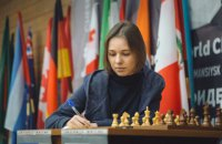 Музычук сыграла вничью с россиянкой первую партию полуфинала ЧМ по шахматам